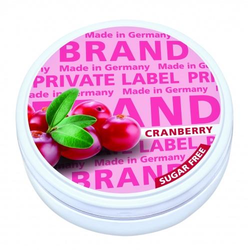 Cranberry zuckerfrei
